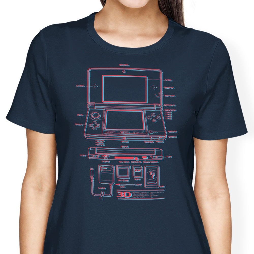 3DS - Women's Apparel