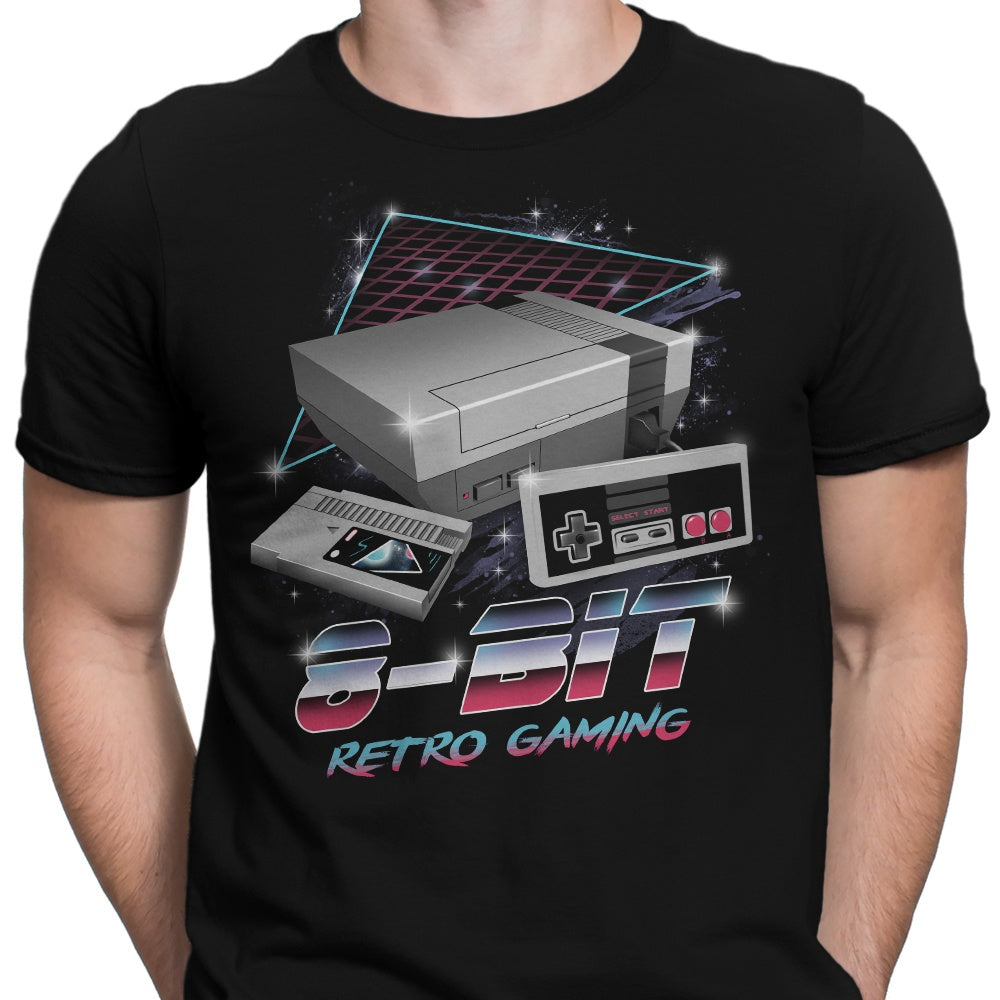 8-Bit Retro Gaming - Men's Apparel