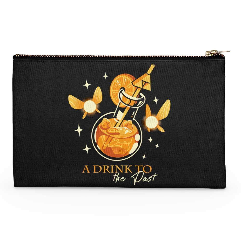 A Drink to the Past - Accessory Pouch