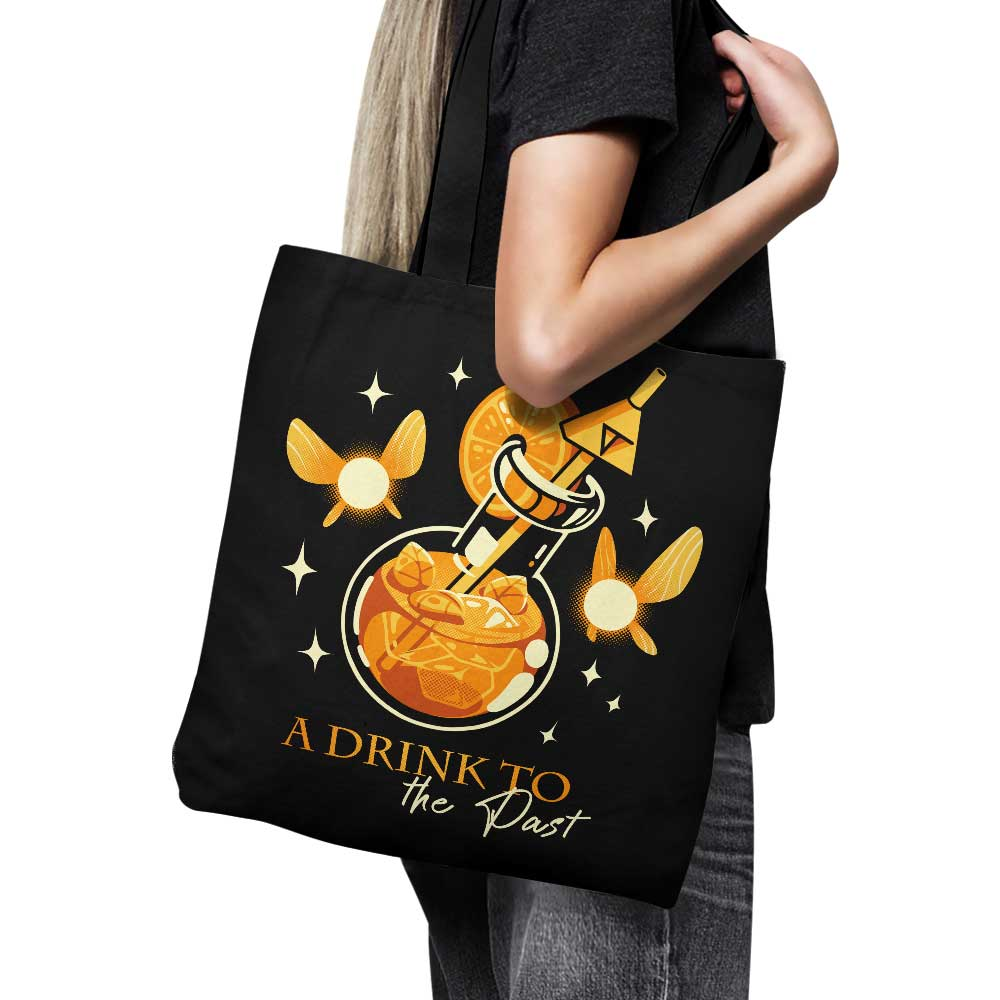 A Drink to the Past - Tote Bag