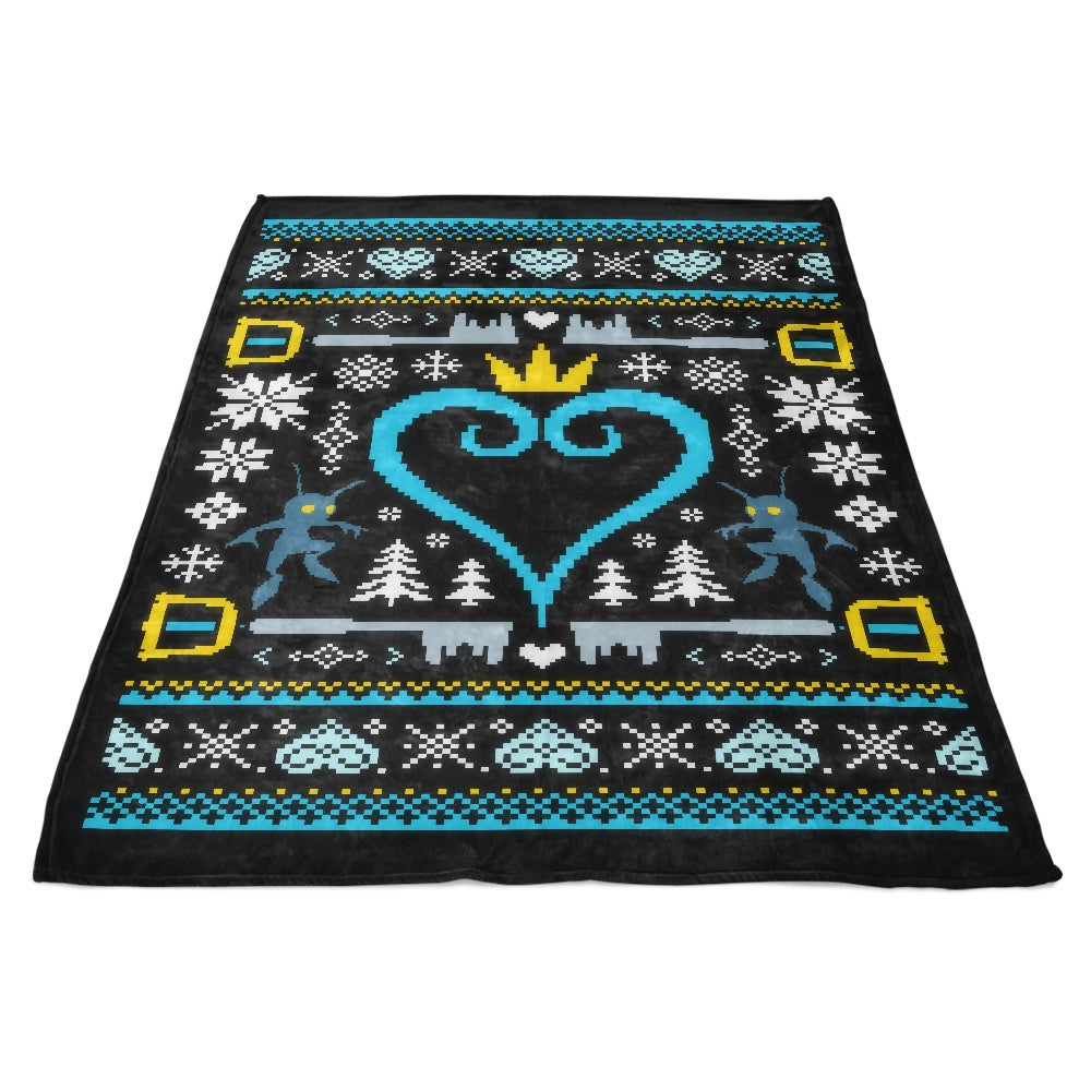A Kingdom Christmas - Fleece Blanket