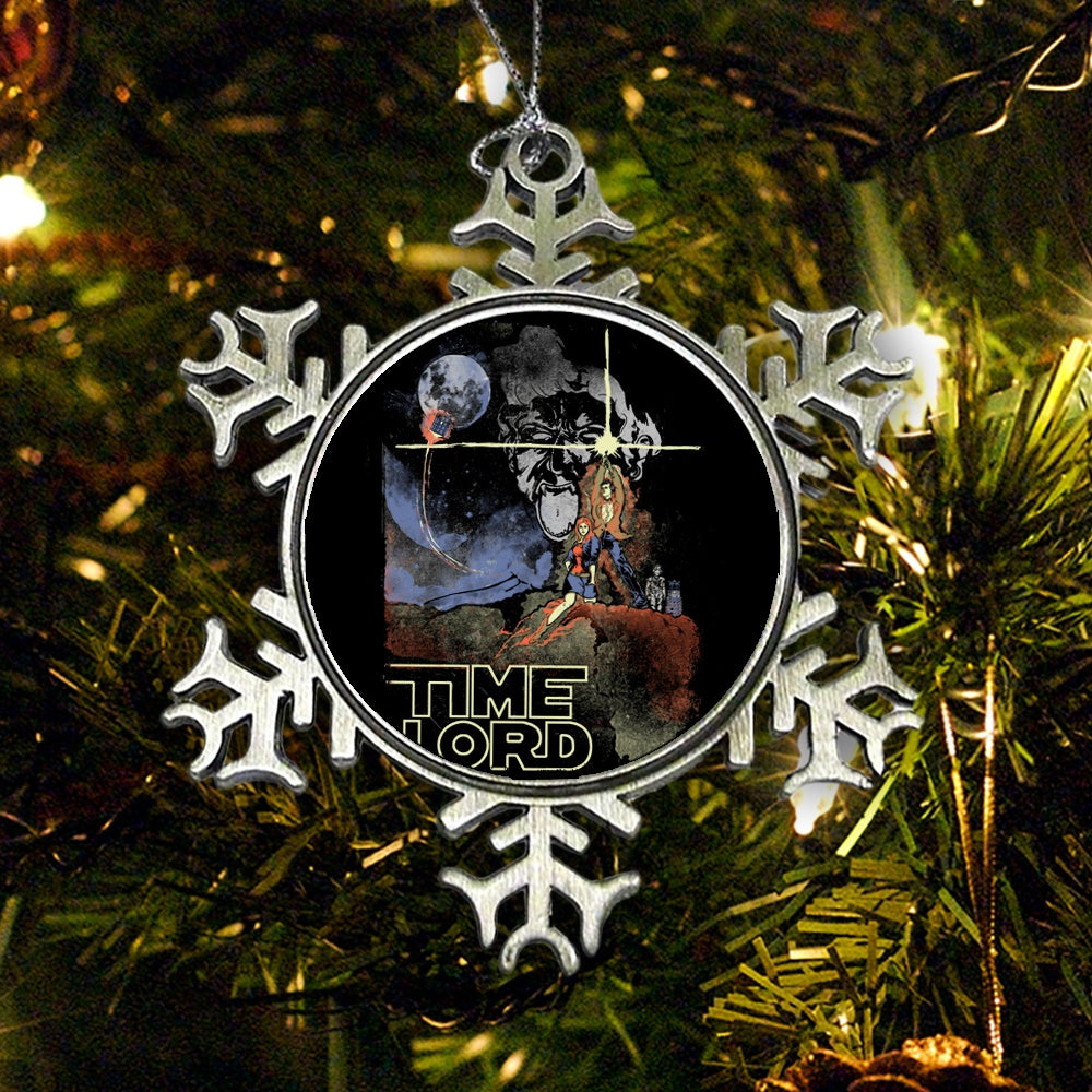 A New Time - Ornament