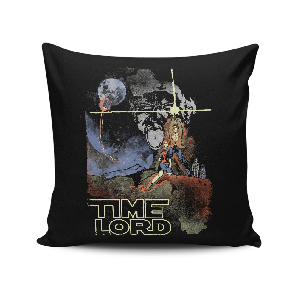 A New Time - Throw Pillow