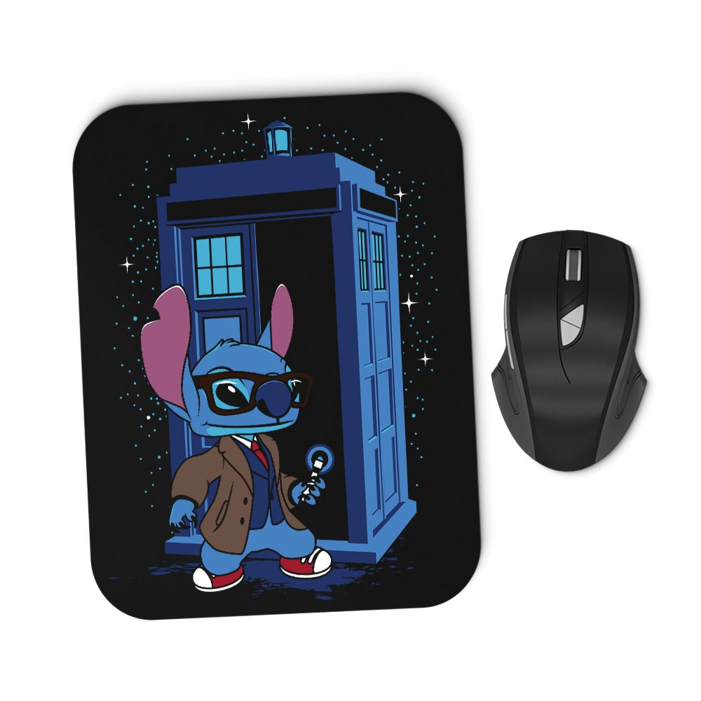 A Stitch in Time - Mousepad