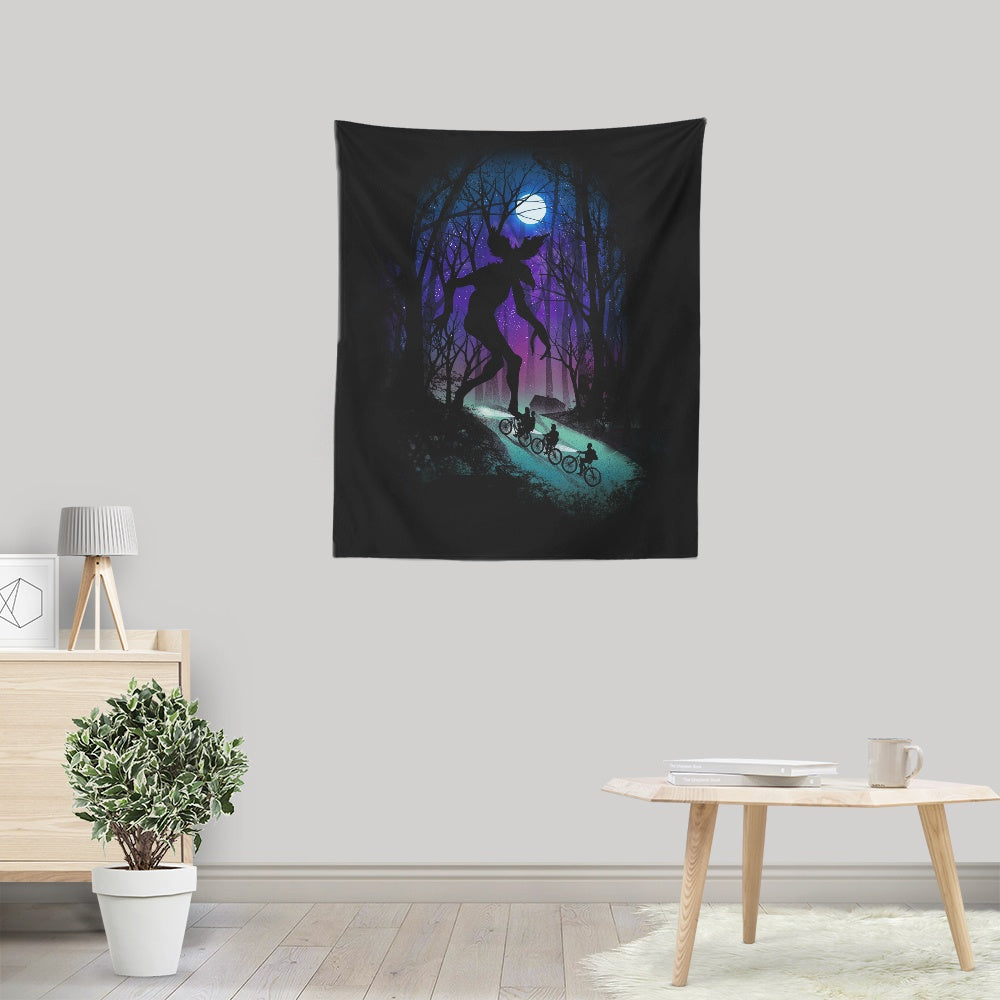 A Stranger Adventure - Wall Tapestry