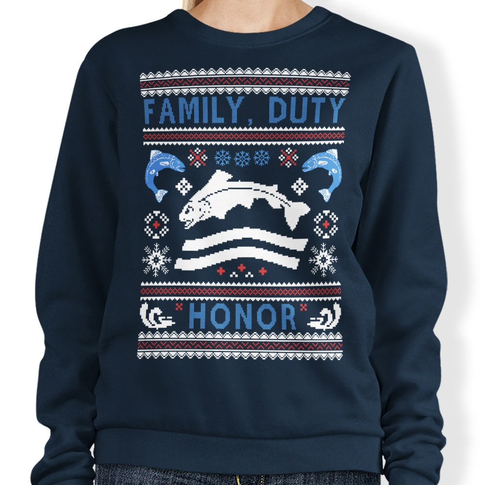 A Tully Christmas - Sweatshirt