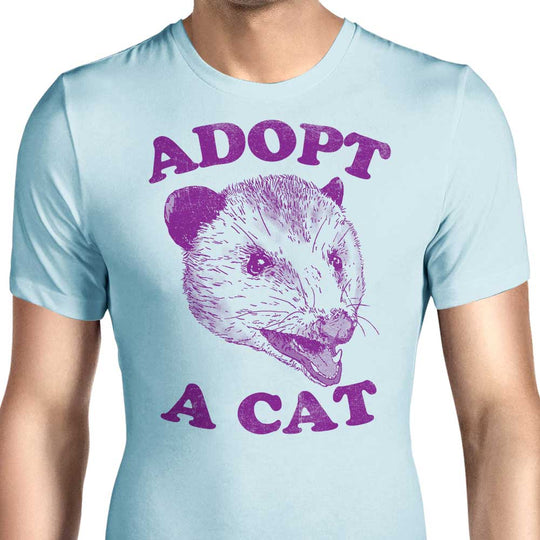 Adopt a Cat - Men's Apparel