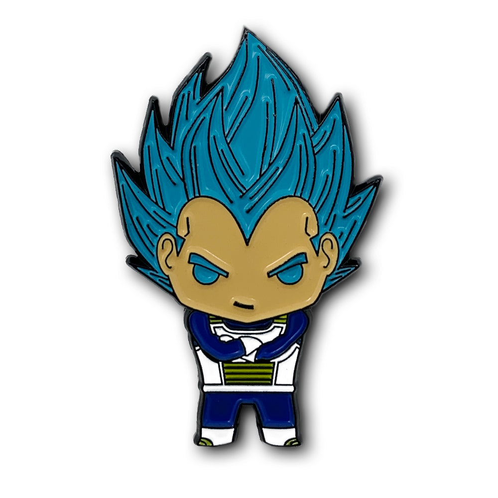 Adorable Prince (Blue) - Enamel Pin