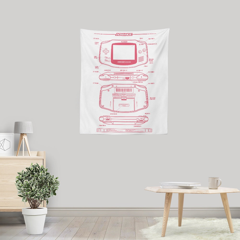 Advanced - Wall Tapestry