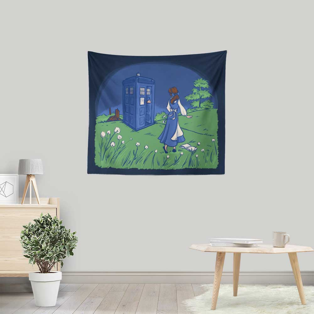 Adventure Awaits - Wall Tapestry