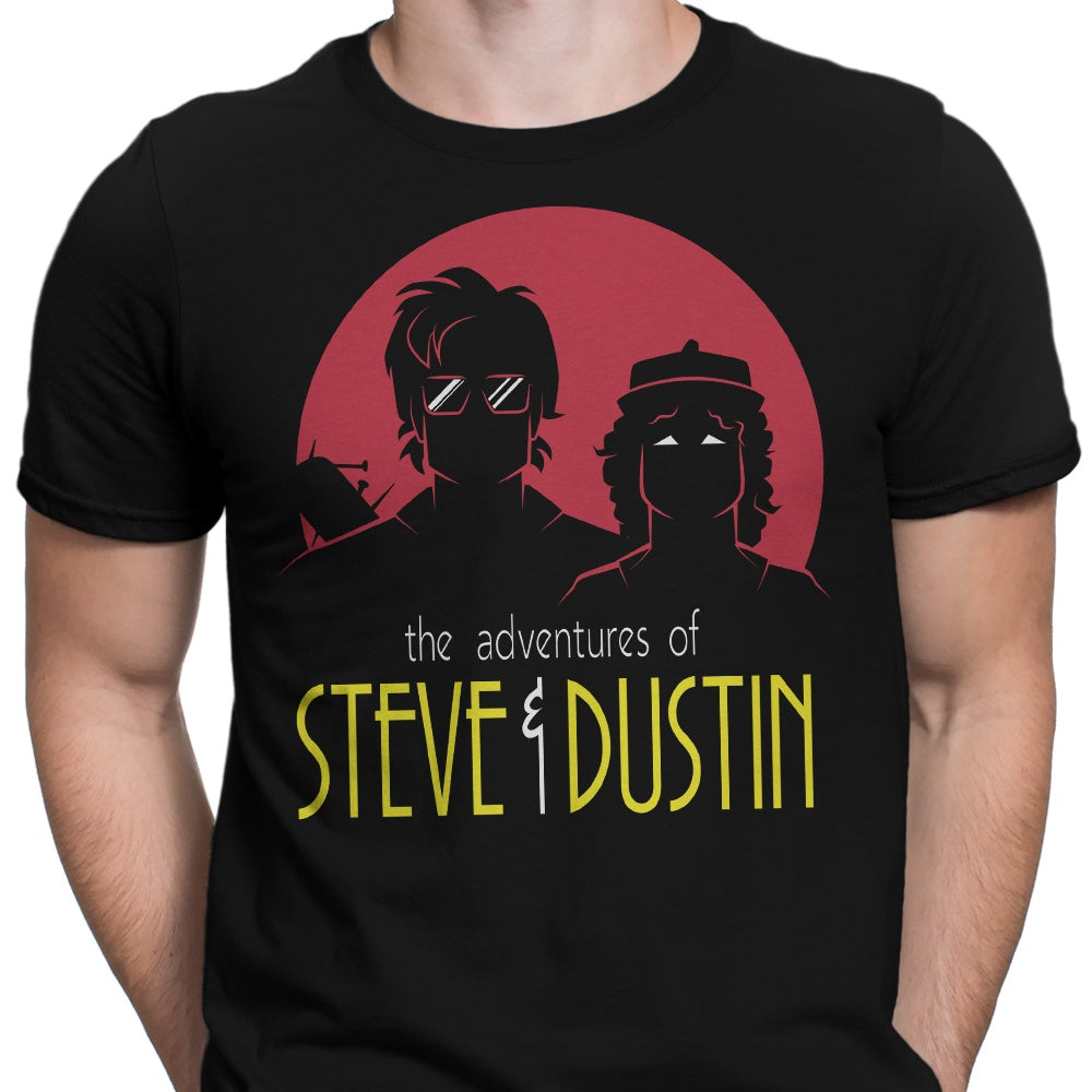 Adventures of Steve and Dustin - Men's Apparel