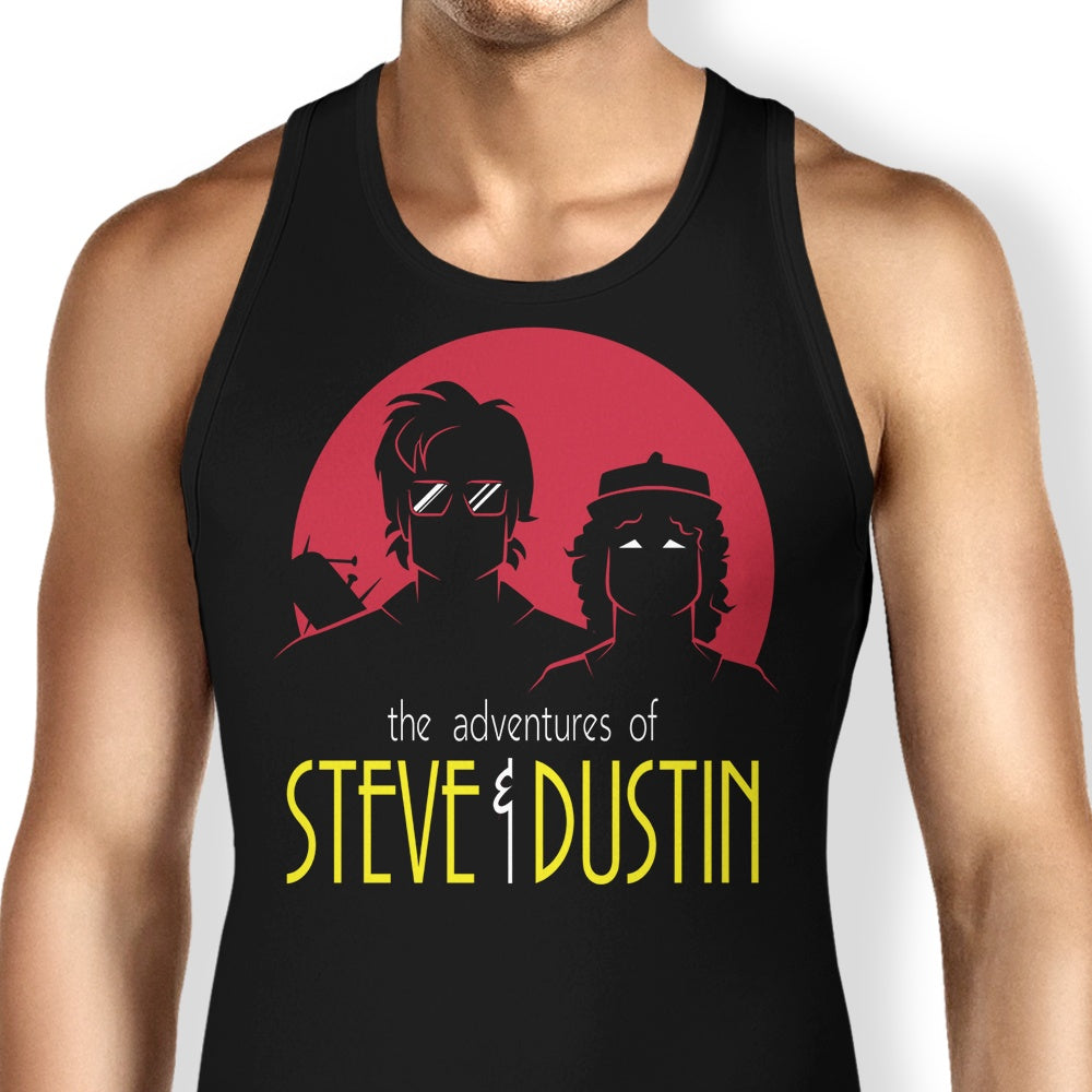 Adventures of Steve and Dustin - Tank Top