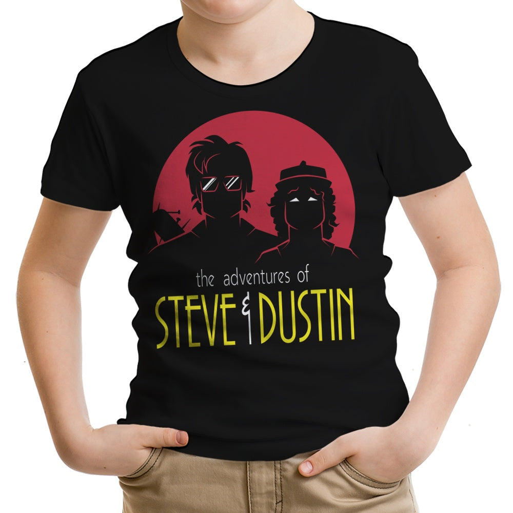 Adventures of Steve and Dustin - Youth Apparel