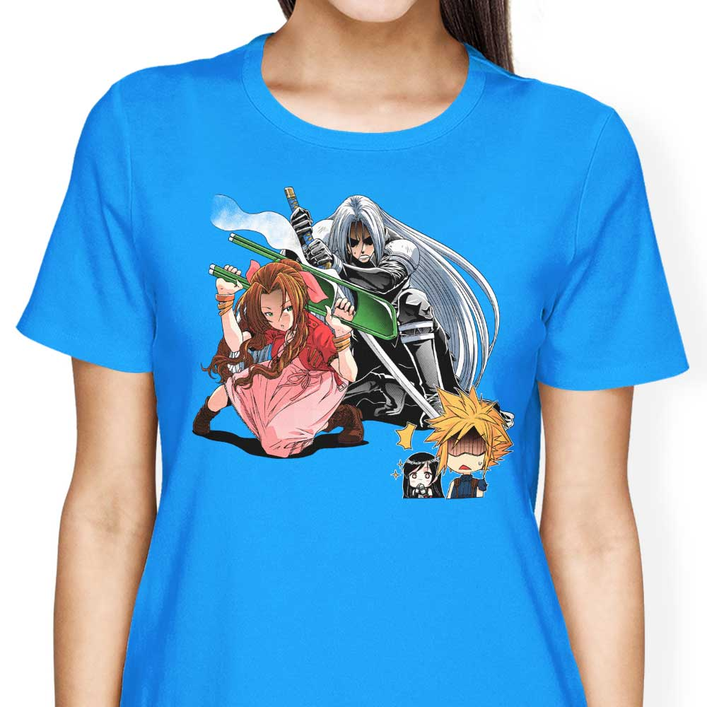 Aerith Ultimate Weapon - Women's Apparel