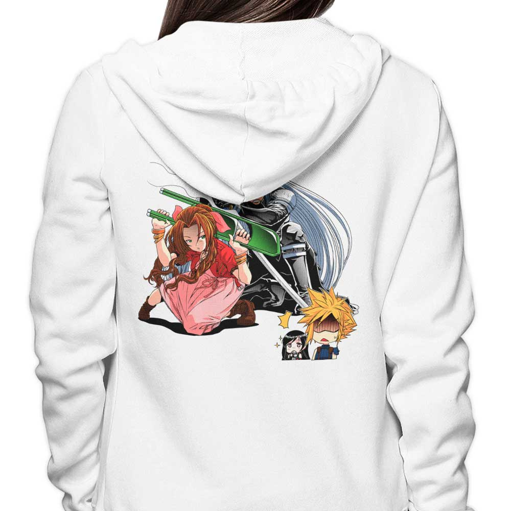 Aerith Ultimate Weapon - Hoodie