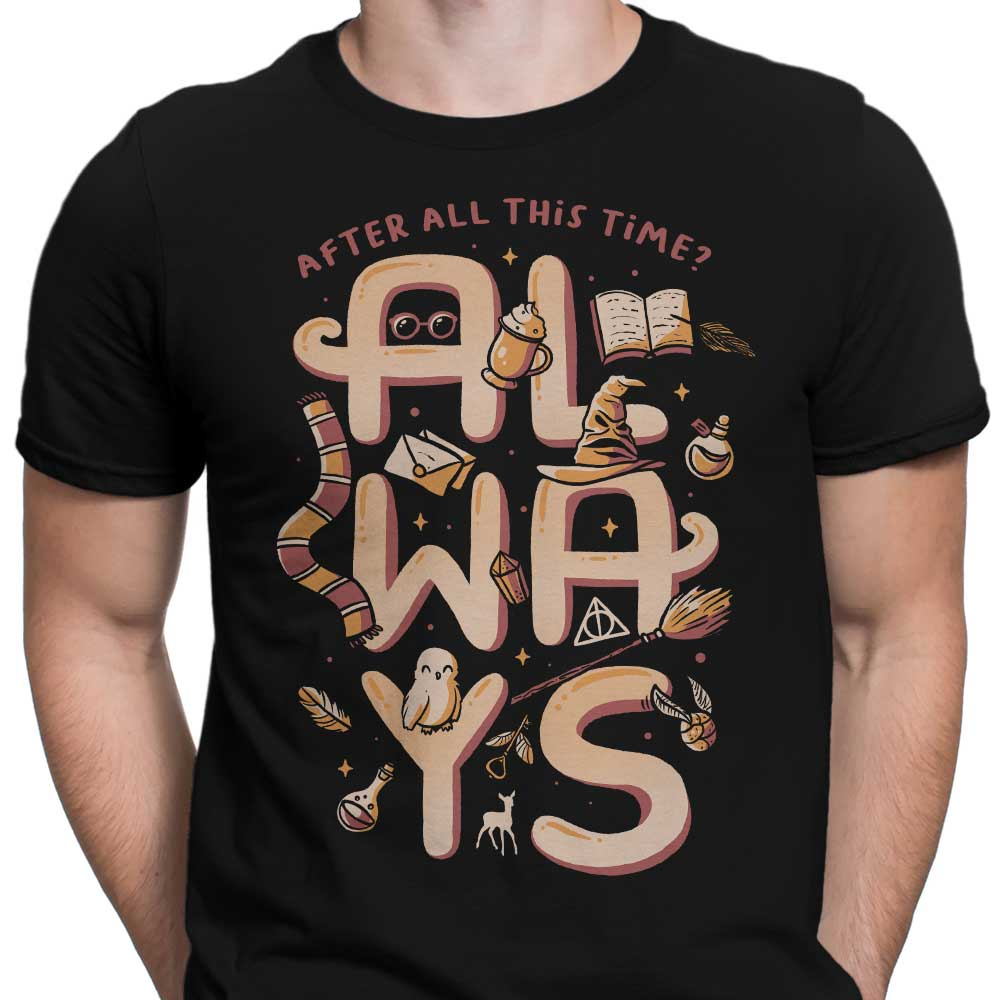 After All This Time - Men's Apparel