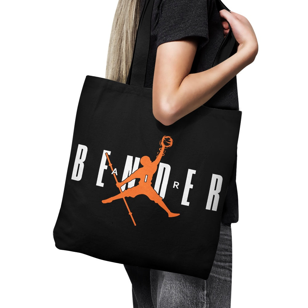 Air Bender - Tote Bag