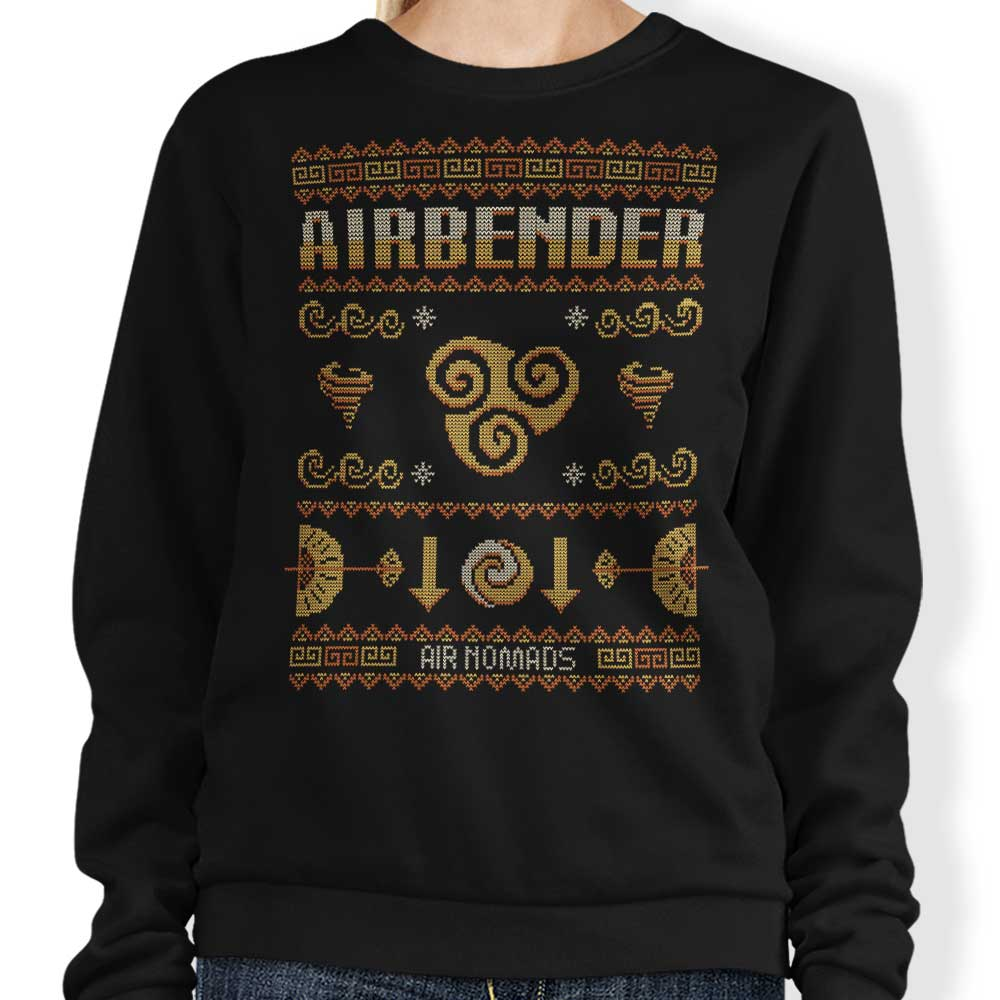 Air Nomad's Sweater - Sweatshirt