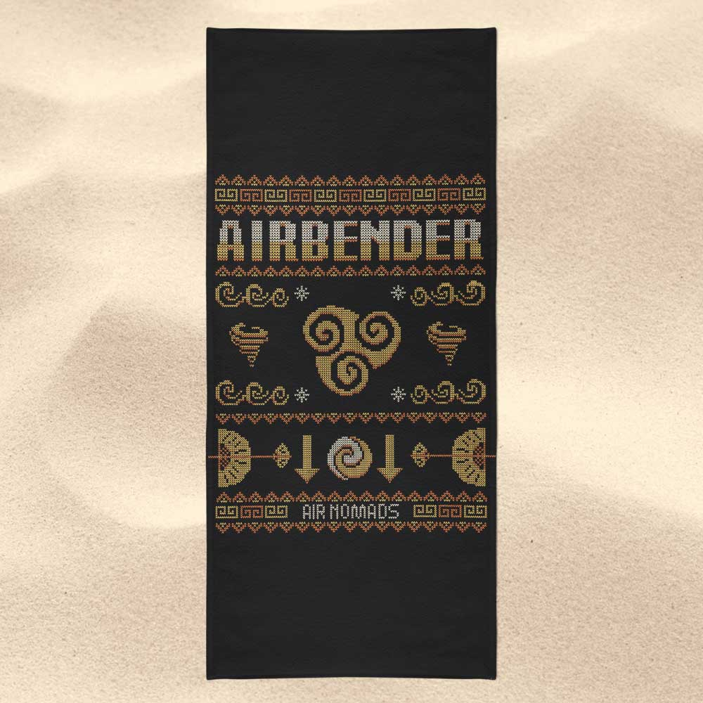 Air Nomad's Sweater - Towel