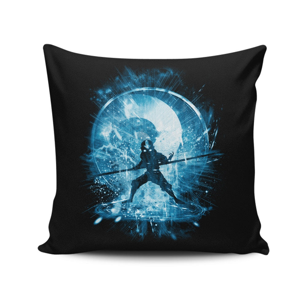 Air Storm - Throw Pillow