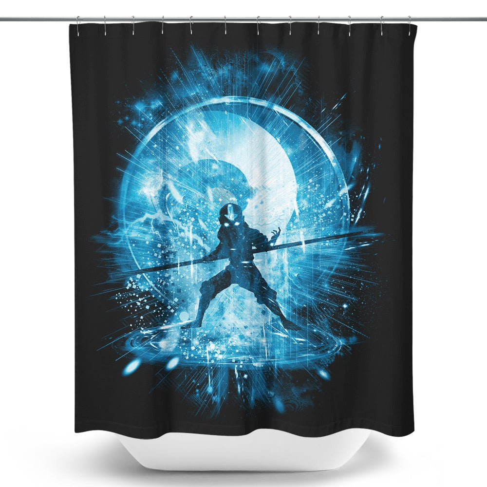 Air Storm - Shower Curtain
