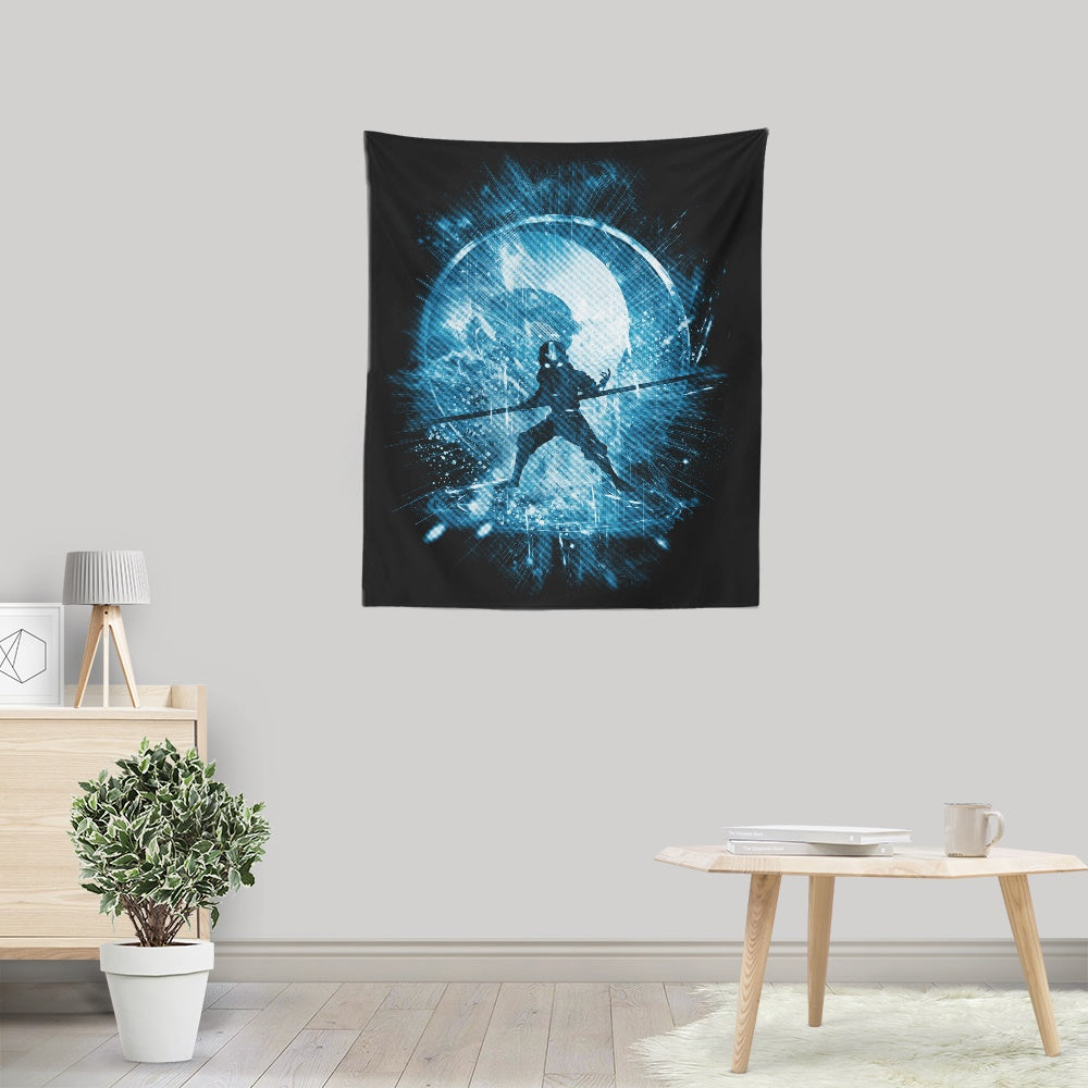 Air Storm - Wall Tapestry