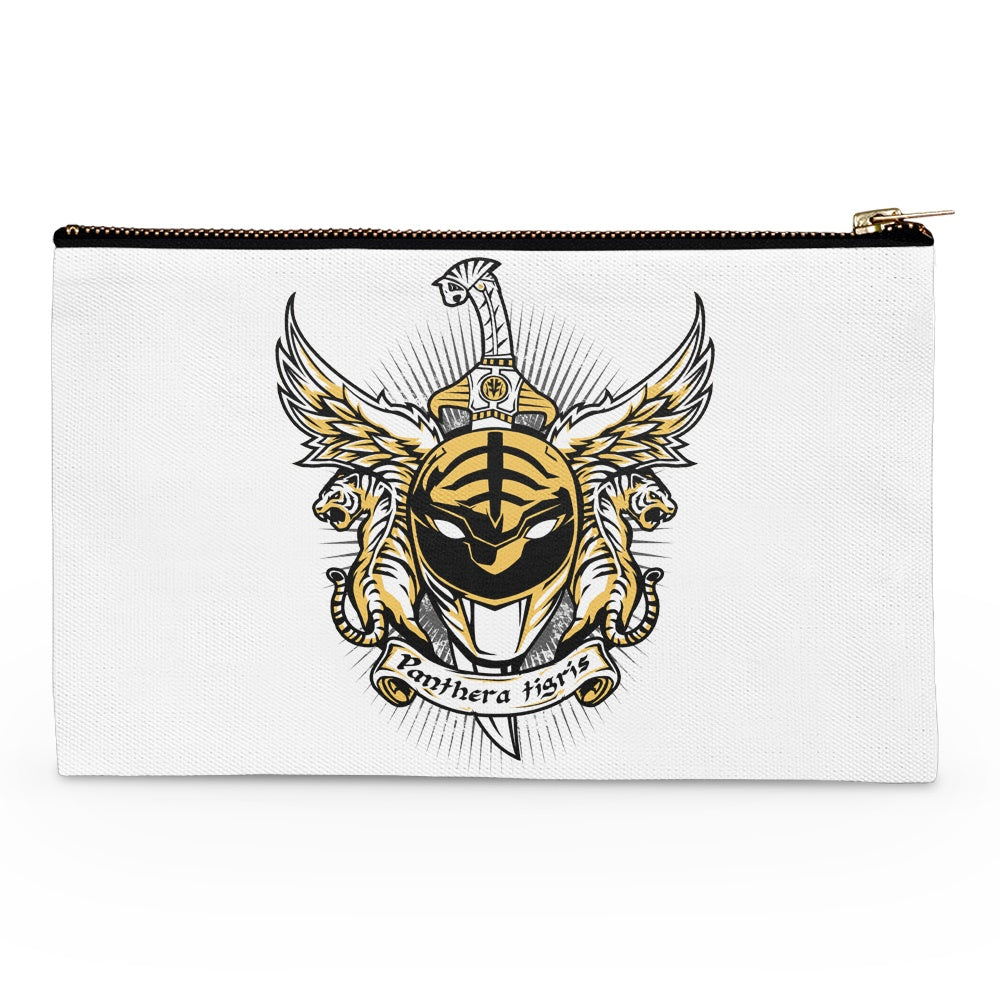 Albus Panthera Tigris - Accessory Pouch