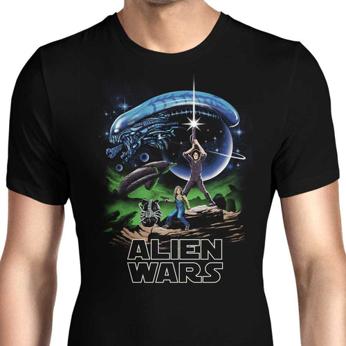 Alien Wars - Men's Apparel