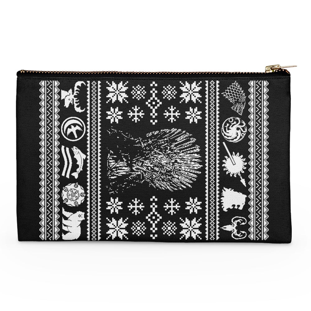 All I Want for Christmas - Accessory Pouch