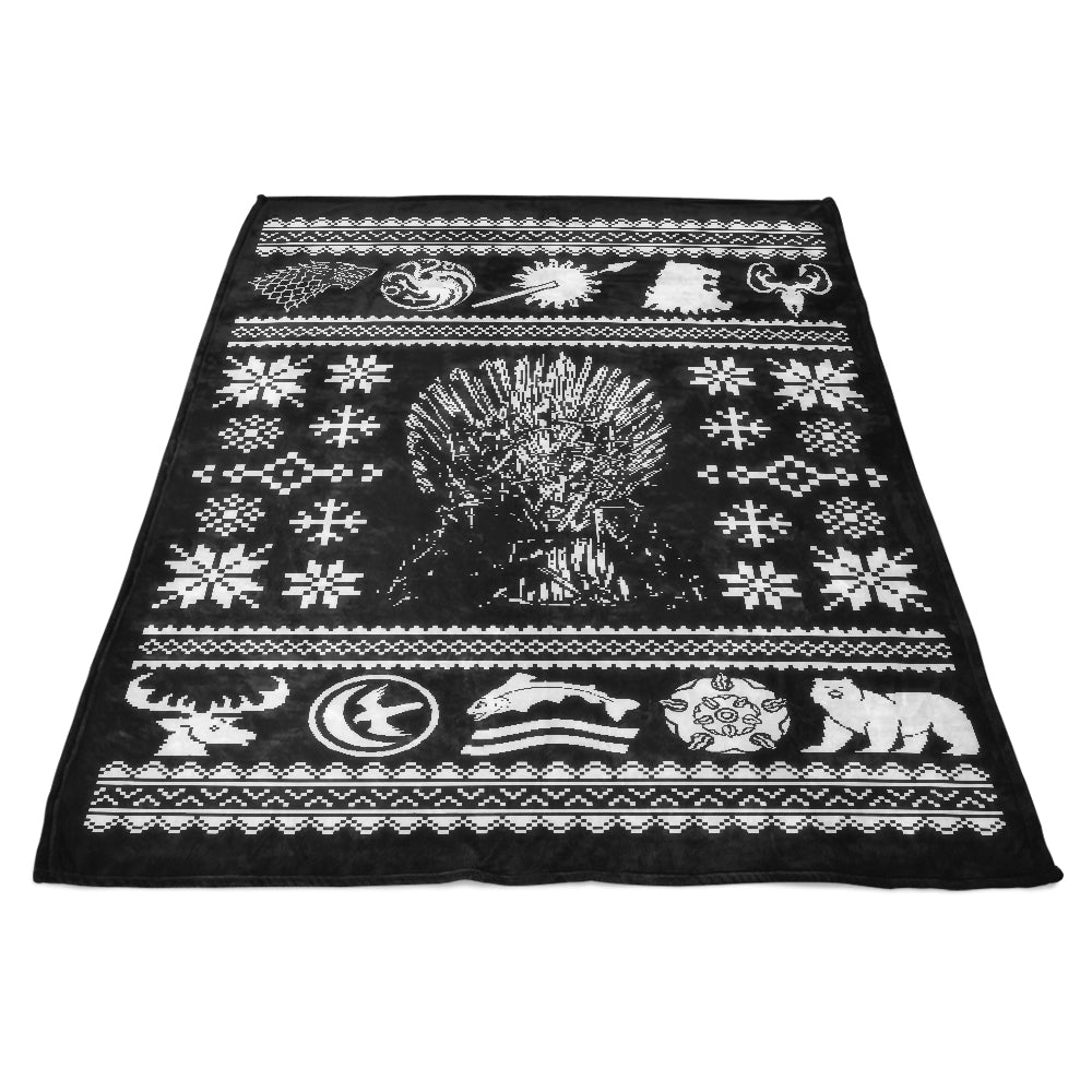 All I Want for Christmas - Fleece Blanket