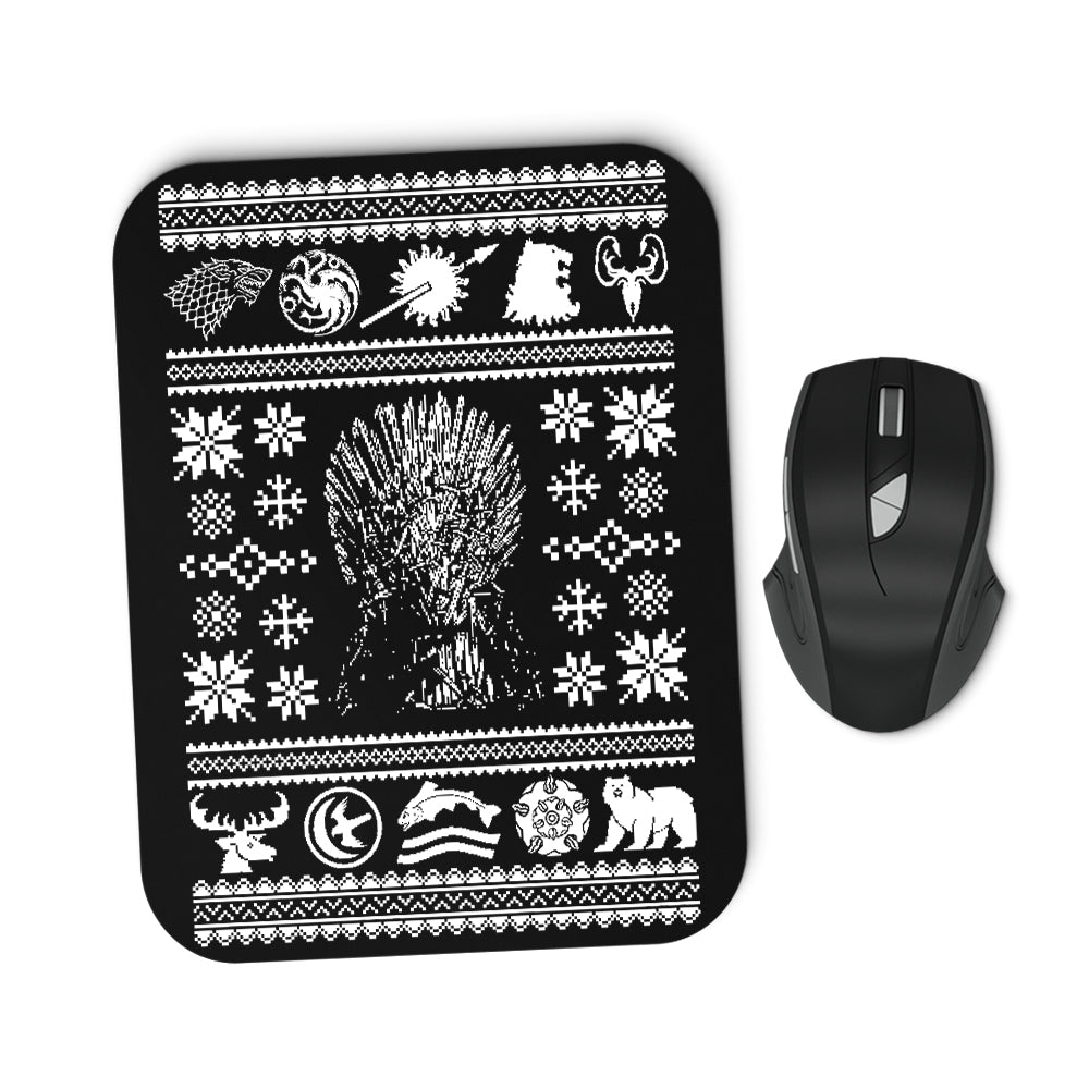 All I Want for Christmas - Mousepad