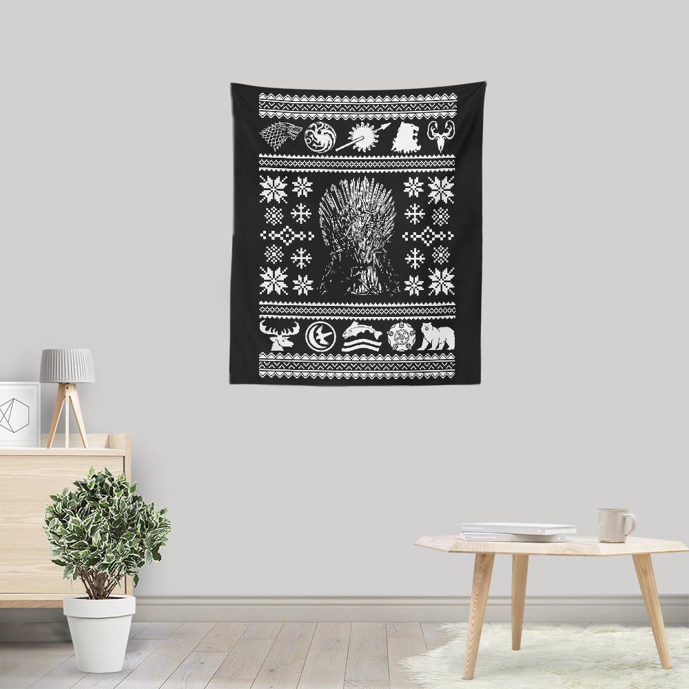 All I Want for Christmas - Wall Tapestry