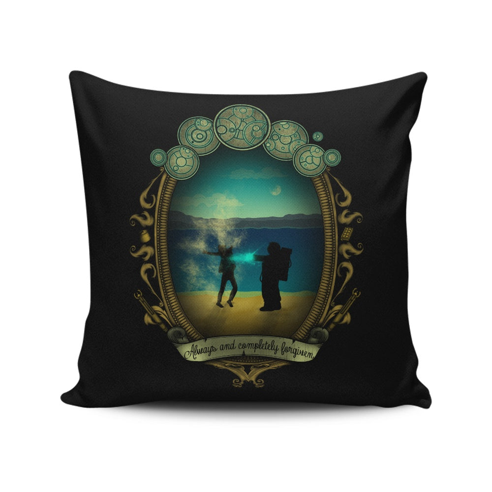 Always and Completely Forgiven - Throw Pillow