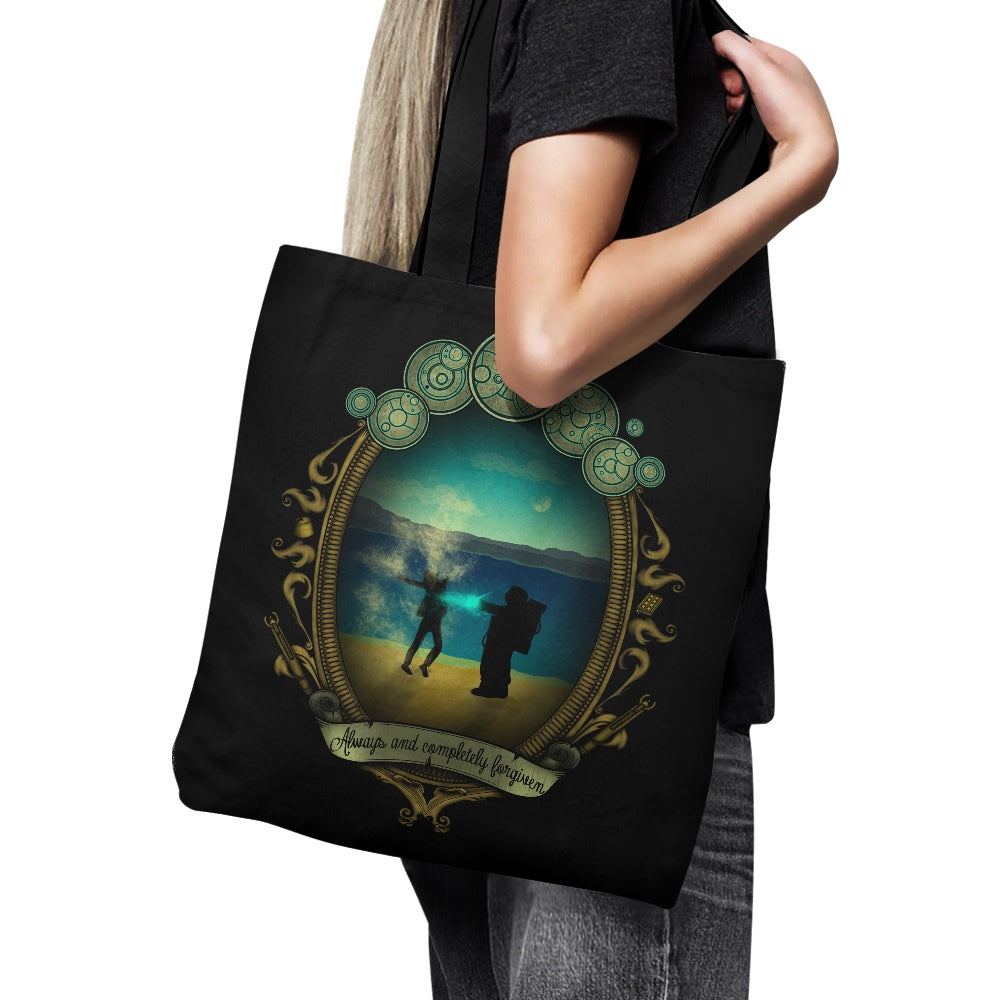 Always and Completely Forgiven - Tote Bag