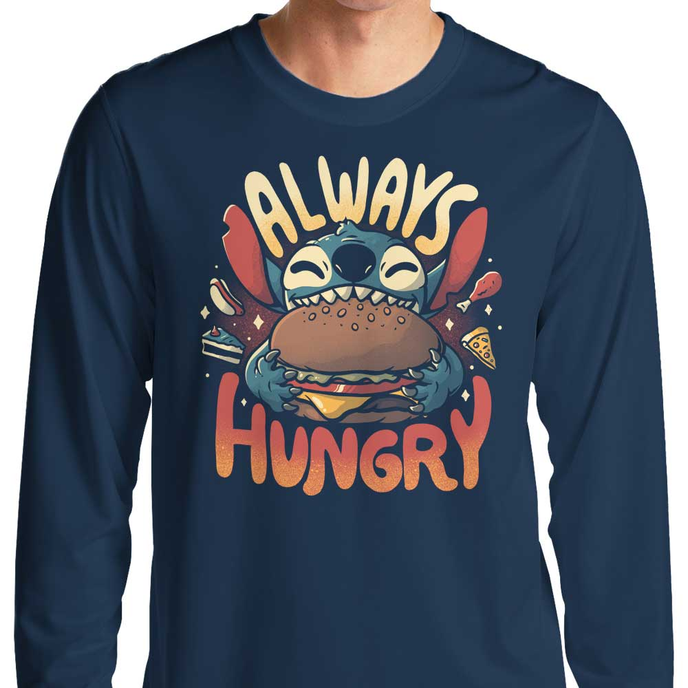 Always Hungry - Long Sleeve T-Shirt