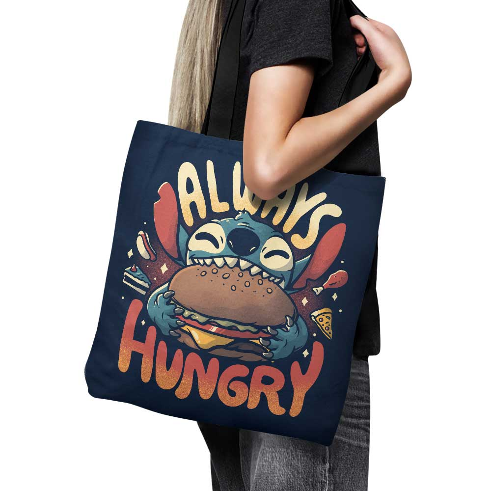 Always Hungry - Tote Bag