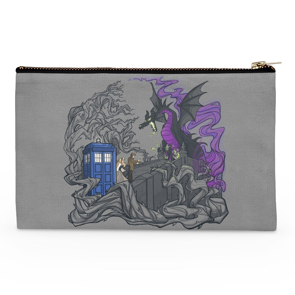 And Now You Deal with Me O' Doctor - Accessory Pouch