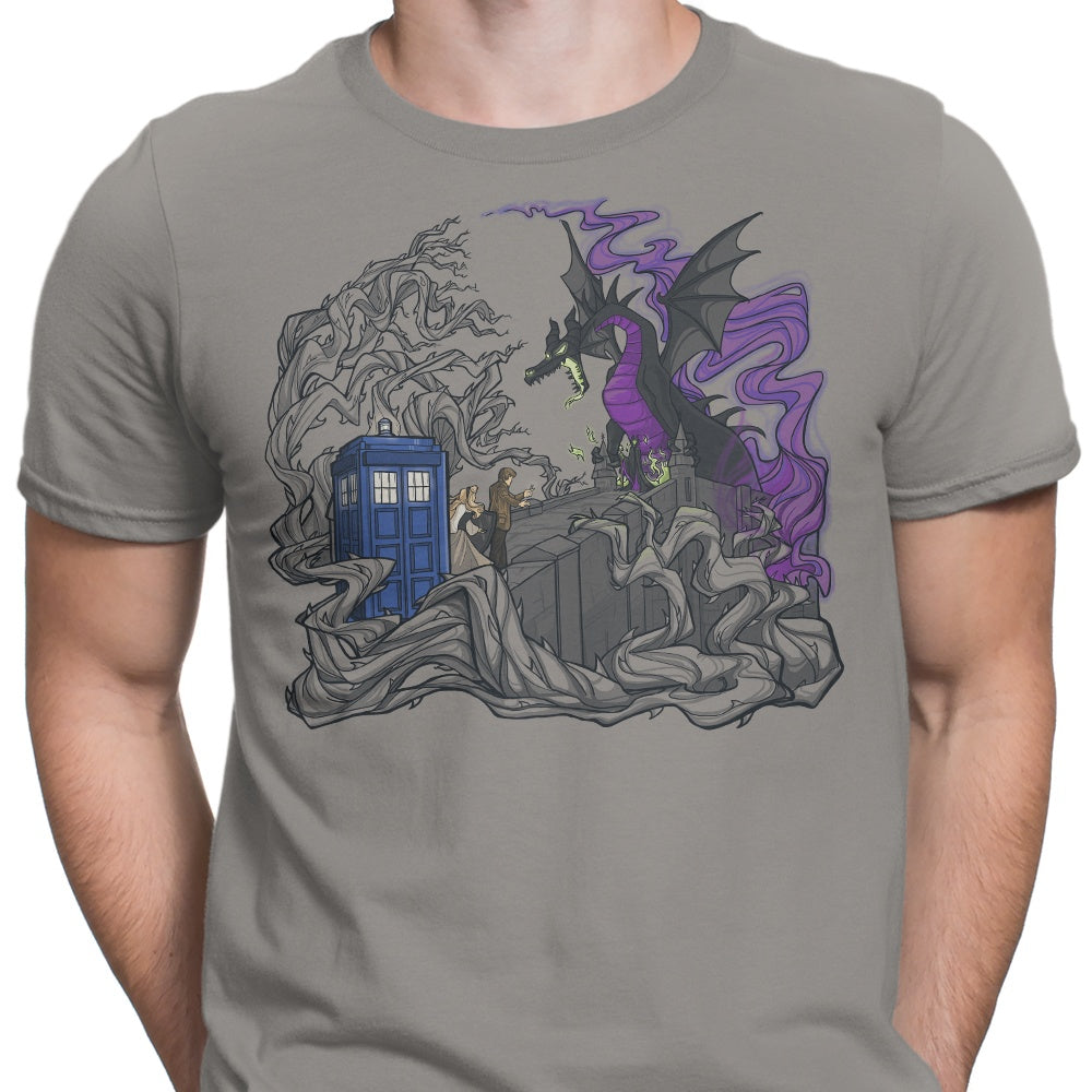 And Now You Deal with Me O' Doctor - Men's Apparel