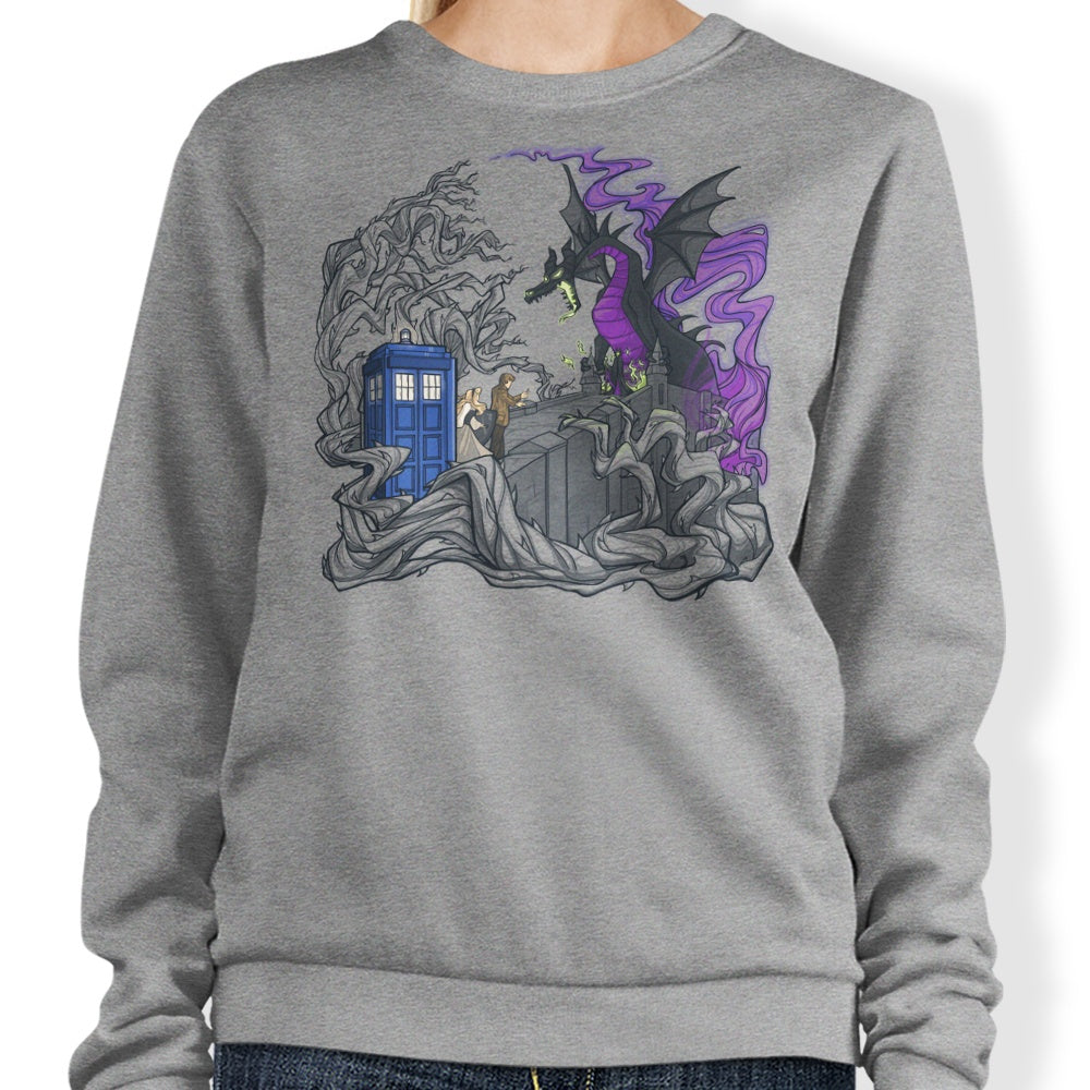 And Now You Deal with Me O' Doctor - Sweatshirt