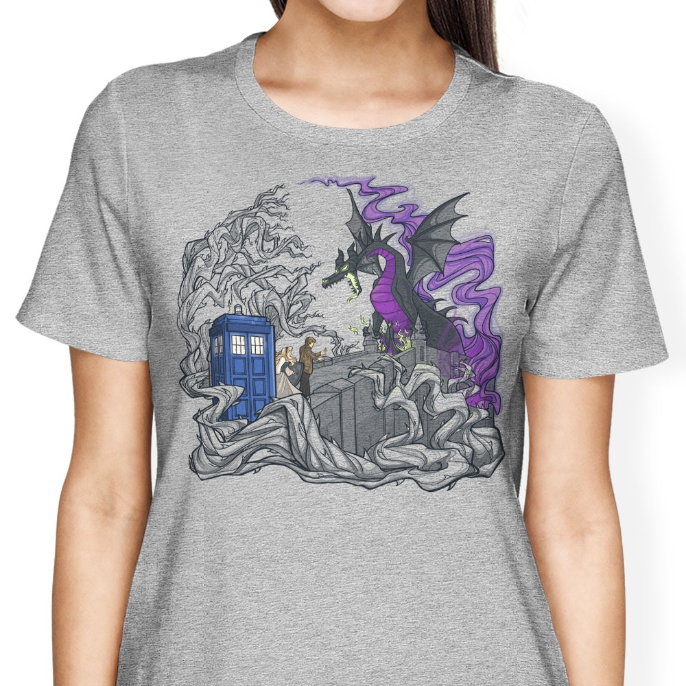 And Now You Deal with Me O' Doctor - Women's Apparel