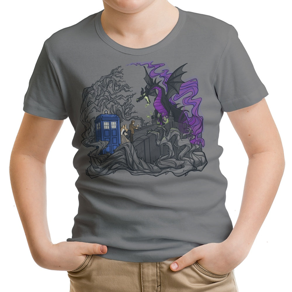 And Now You Deal with Me O' Doctor - Youth Apparel