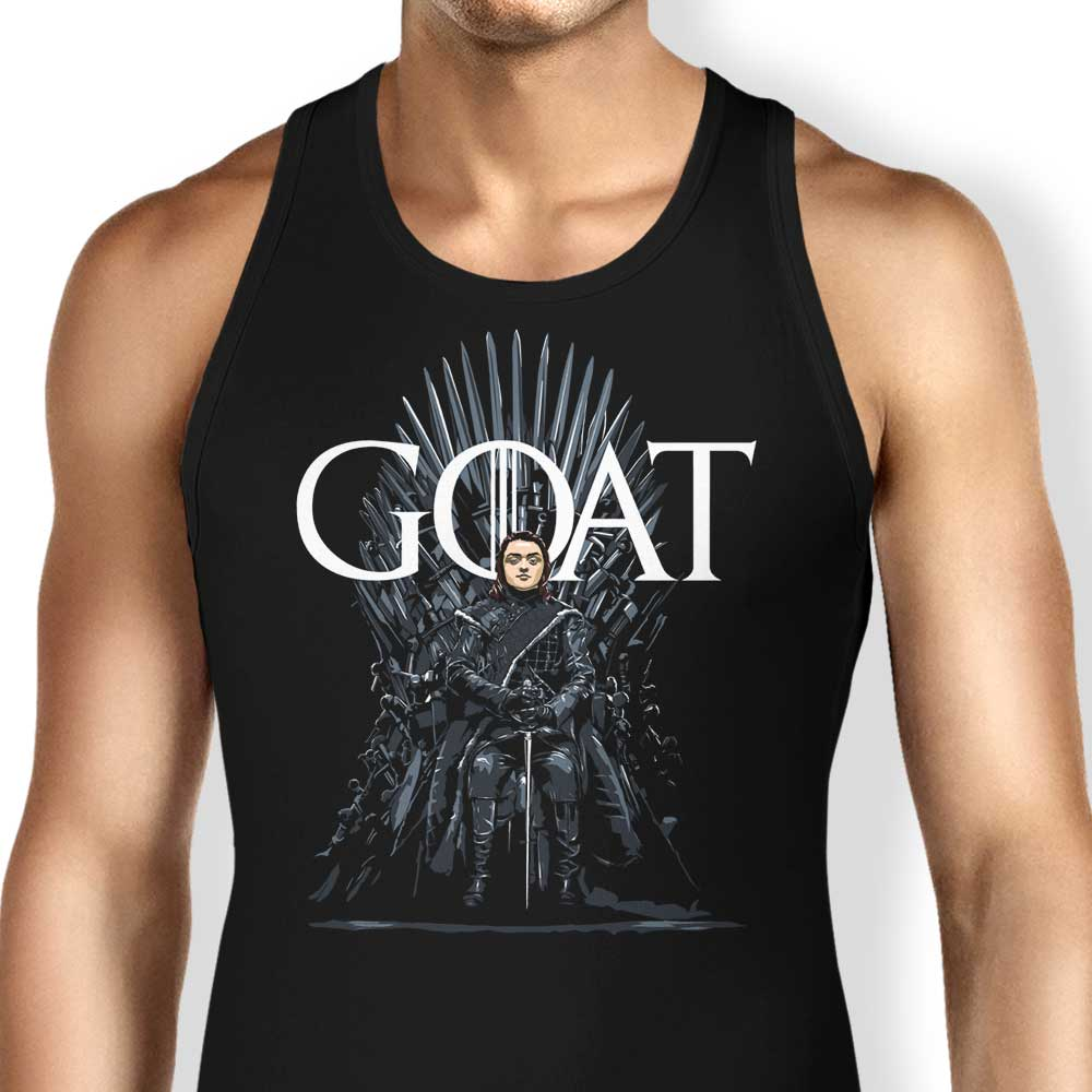 Arya the GOAT - Tank Top