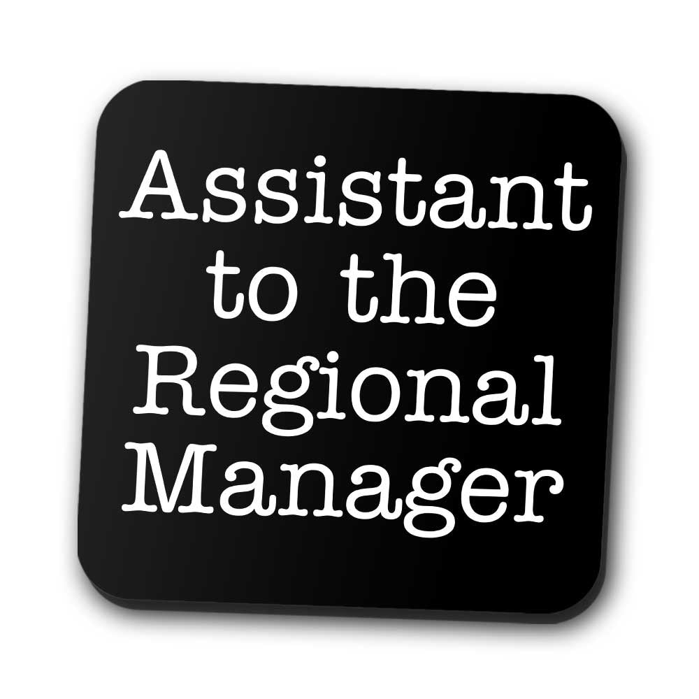 Assistant to the Regional Manager - Coasters