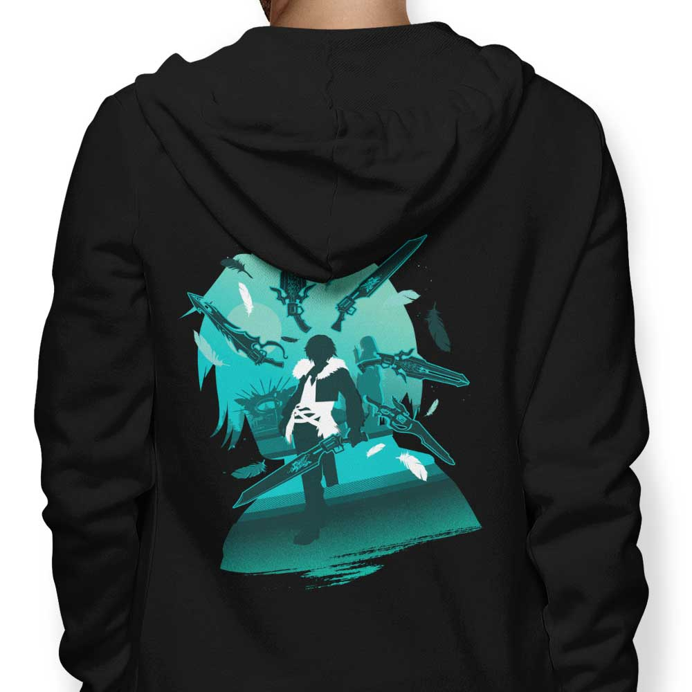 Attack of Squall - Hoodie