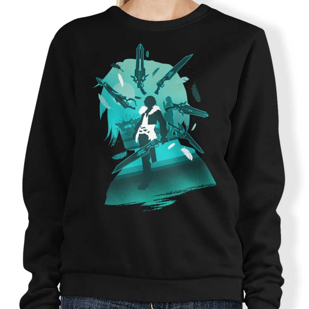 Attack of Squall - Sweatshirt