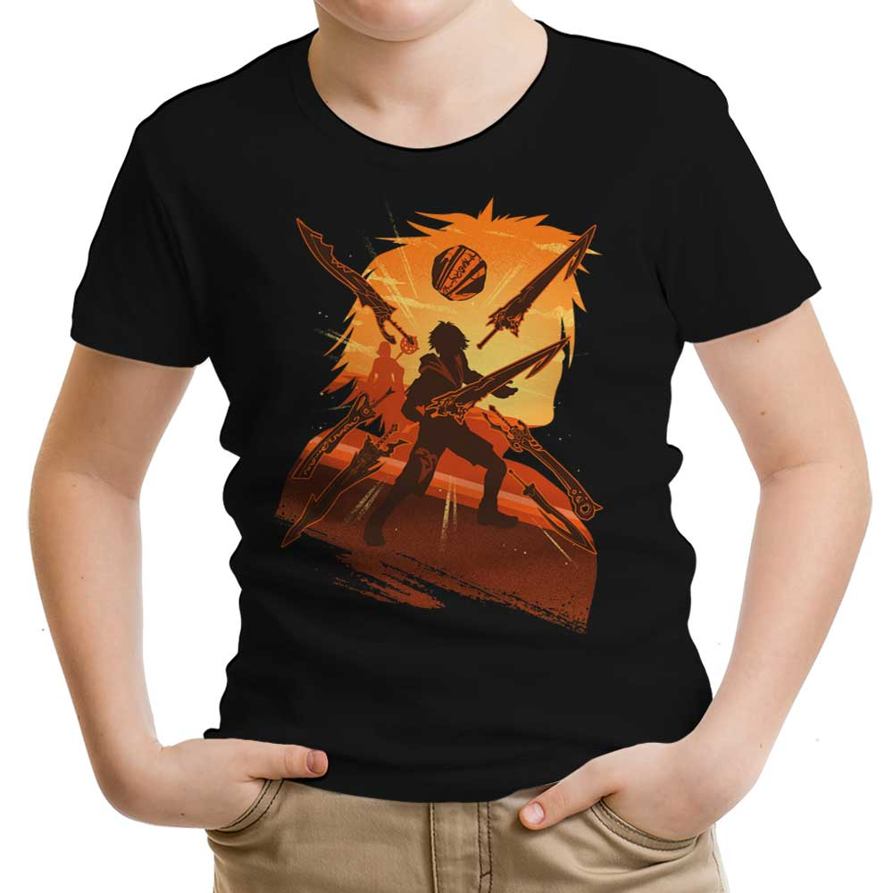 Attack of Tidus - Youth Apparel
