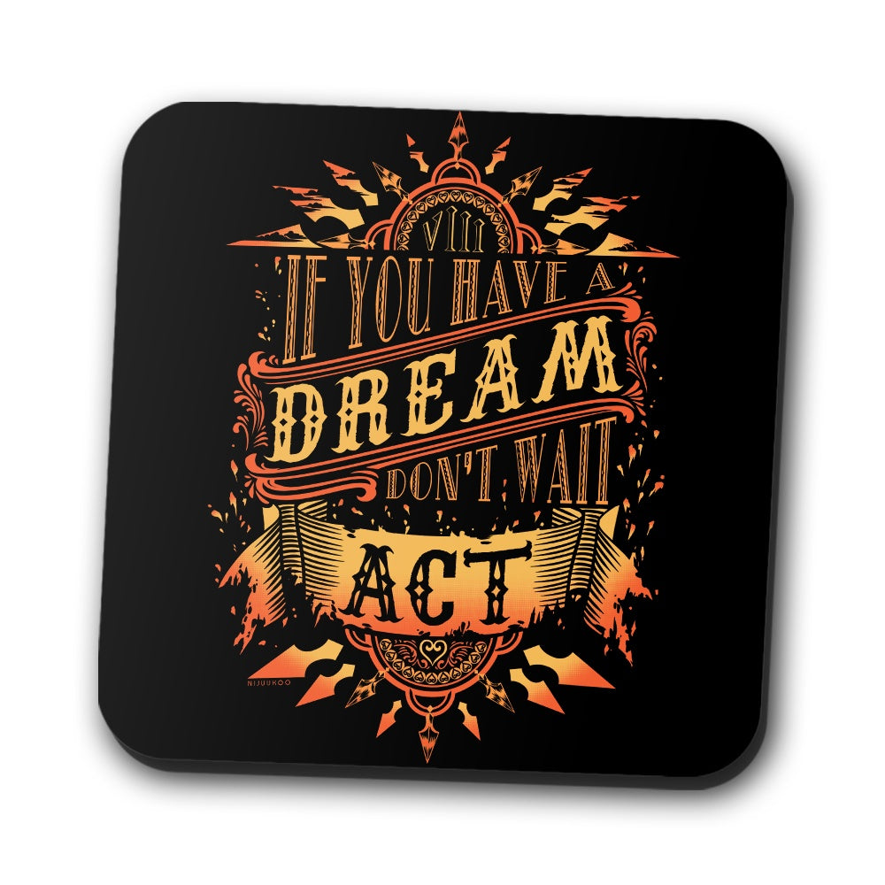 Axel's Dream - Coasters