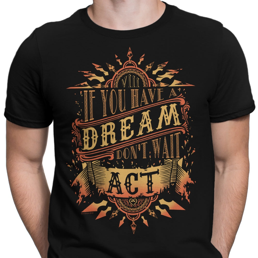 Axel's Dream - Men's Apparel