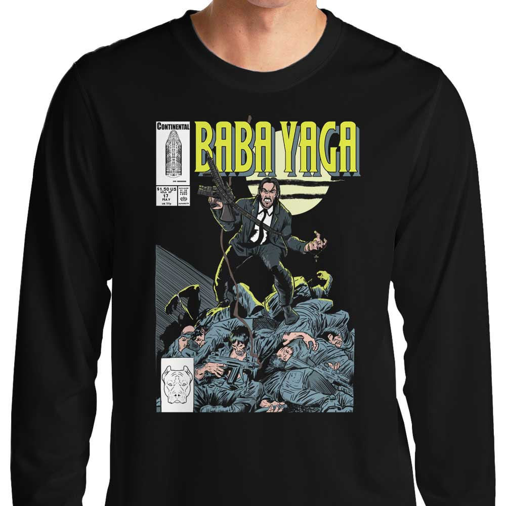 Baba Yaga Issue 1 - Long Sleeve T-Shirt