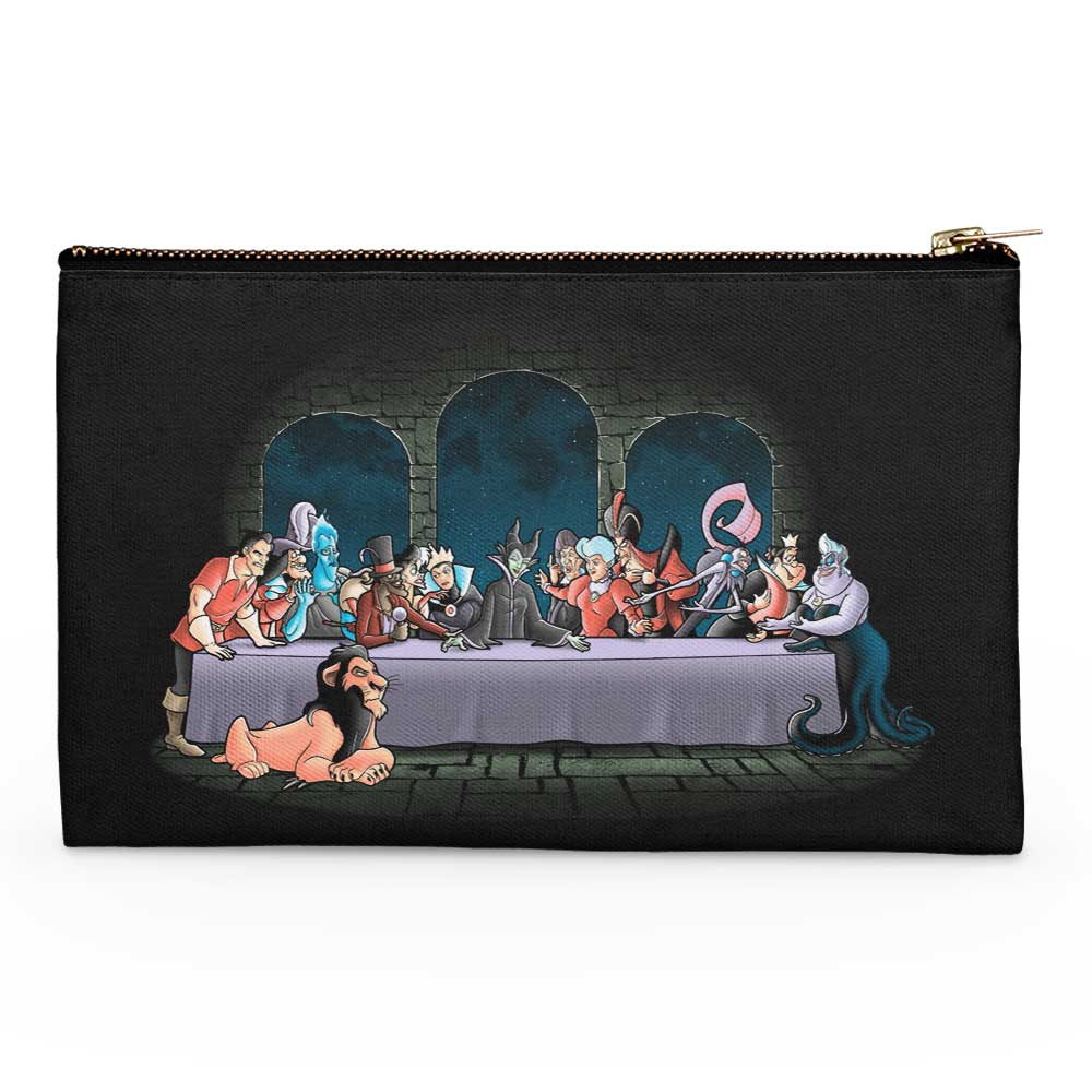 Bad Dinner - Accessory Pouch